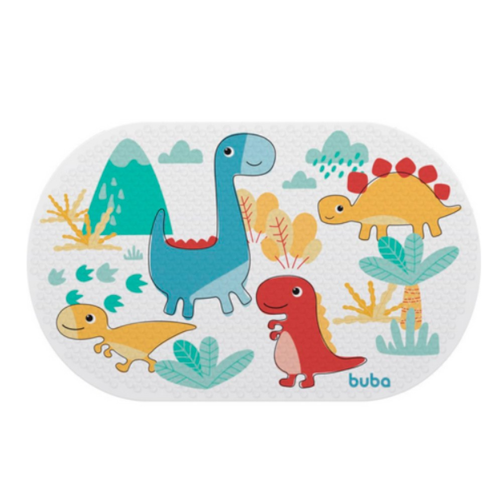 Tapete para Banho Infantil Dino - Buba
