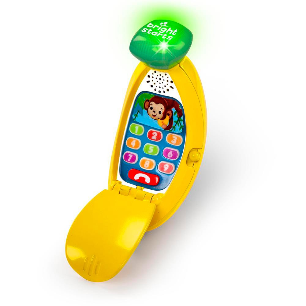 Telefone Giggle & Ring Phone - Bright Starts