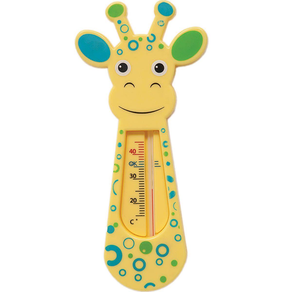 Termômetro Banheira Girafinha - Buba