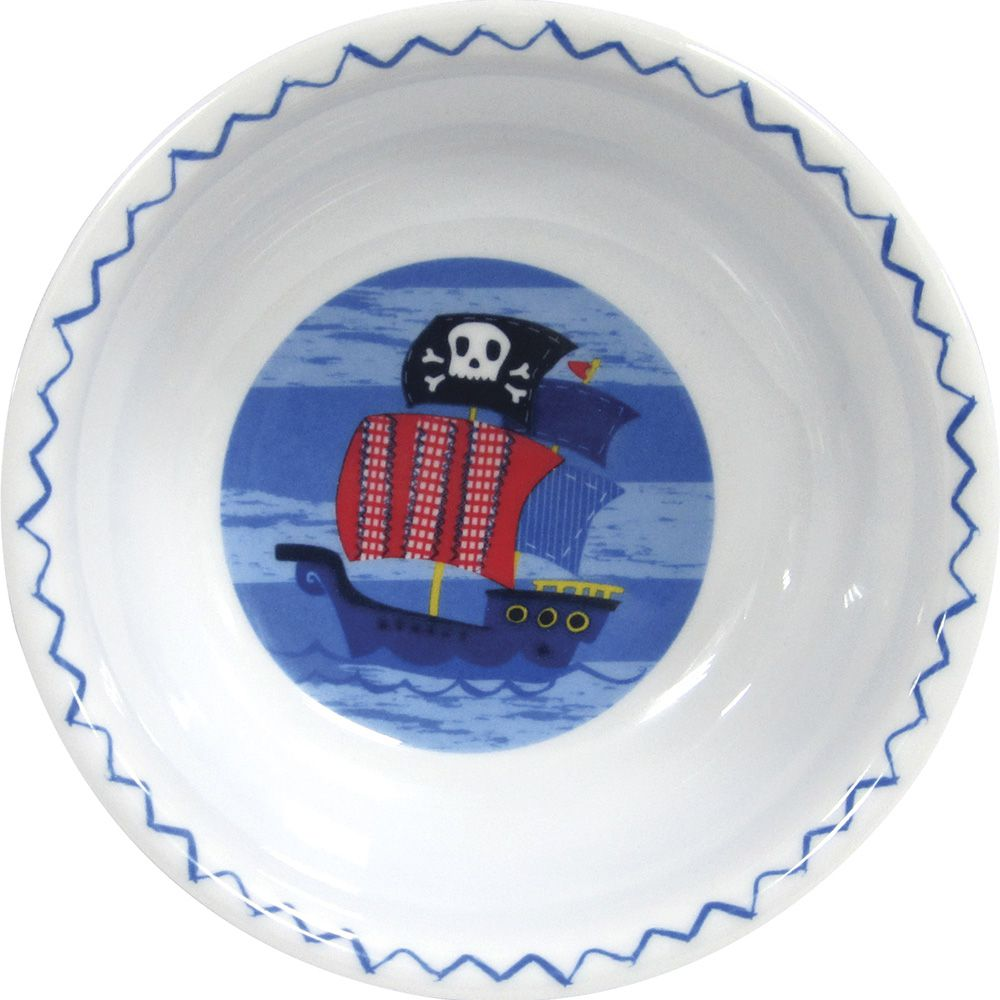Tigela Pirata - GirotondoBaby