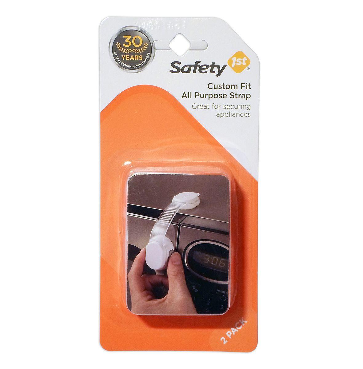 Trava de Silicone 2 un. - Safety 1st