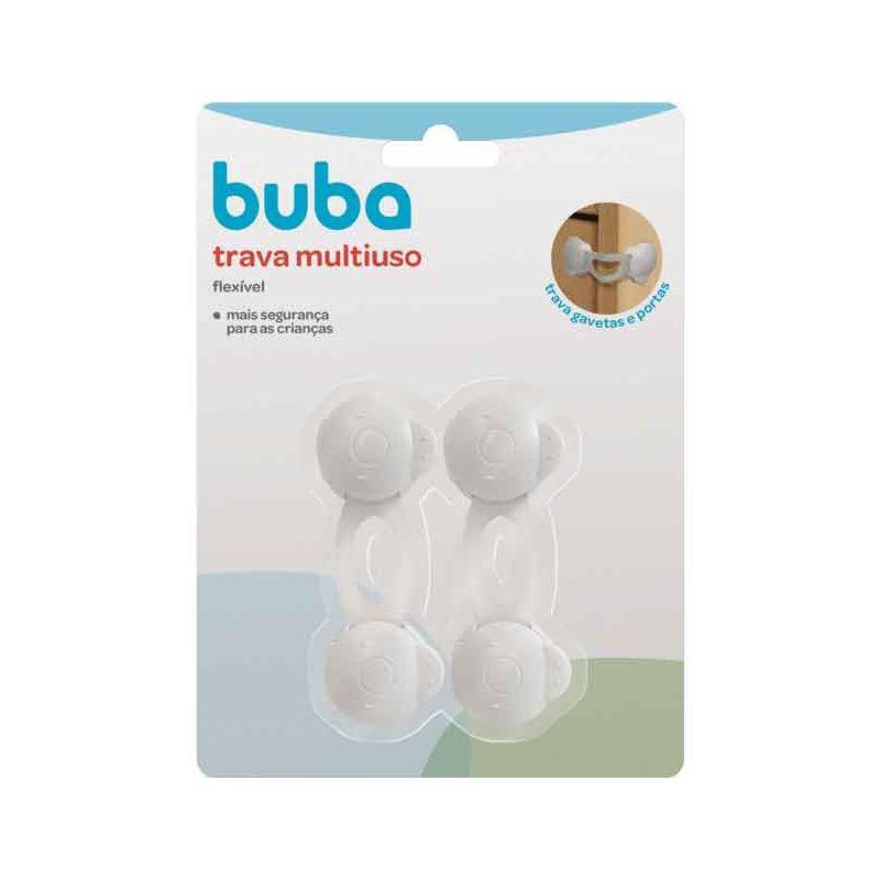 Trava Multiuso Flexível 2 unidades (10cm) - Buba