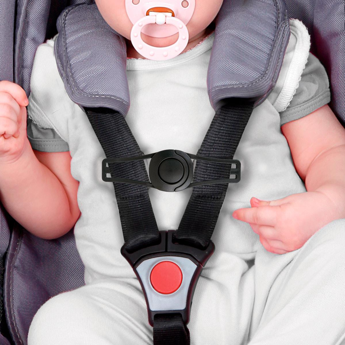 Trava para Cinto de Segurança Cadeirinha Bebê - Buba