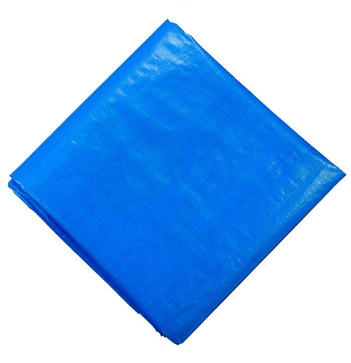 Lona Forte Azul  10mX14m / 140m2 - 240 Micras