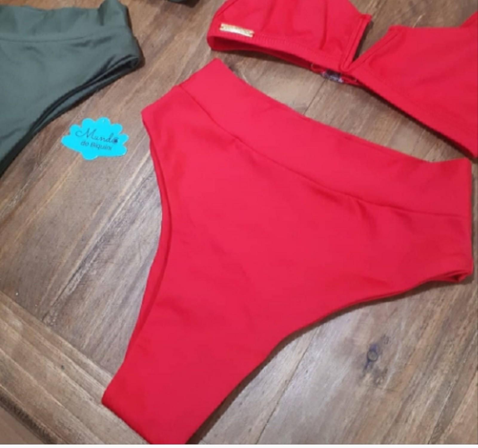 Biquíni Hot Pants Avulso