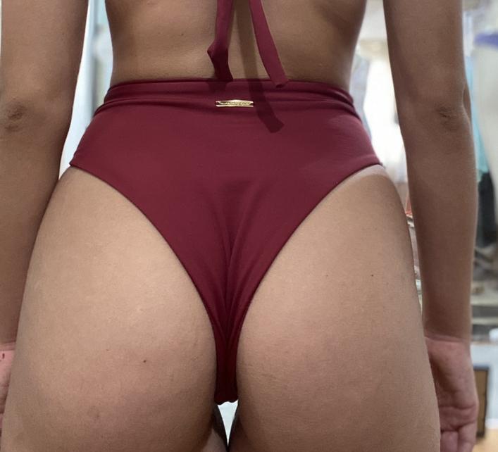 Calcinha Hot Pants Cavada Fio Duplo Premium Confort