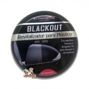 Blackout Revitalizador de Plásticos Externo - 100g - Autoamerica
