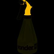 Borrifador Pulverizador Manual - 500ml - Vonder