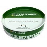 Cristalizador Cera Carnaúba Cristalizadora - 150g - Finisher
