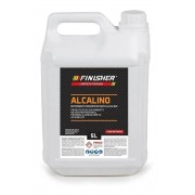 Desincrustante Alcalino - 5L - Finisher