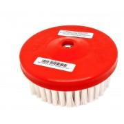 Escova para Limpeza de Estofados - Uso Em Politriz M14 - 120mm - Média