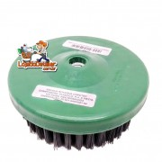 Escova para Limpeza de Estofados - Uso Em Politriz M14 - 120mm - Super Macia