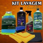 Kit de Lavagem Cadillac