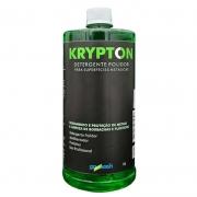 Krypton Detergente Polidor para Metais, Borrachas e Plásticos - 1L - GoEcoWash