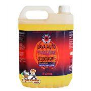 Lava Auto Desengraxante Tangerine - 1:100 Ssuper Concentrado - 5L - EasyTech