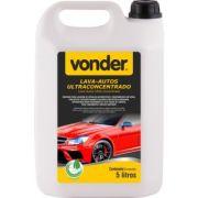 Lava autos, ultraconcentrado, 5 litros, VONDER