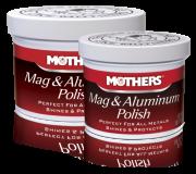 Polidor De Metais E Alúminio Mothers Mag E Aluminium Polish