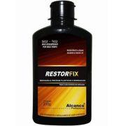 Restorfix Restaurador e Protetor de Plástico - 200ml - Alcance
