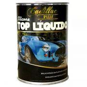 Silicone Top Liquido - 1L - Chocolate - Cadillac