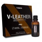 V-Leather Pró – Vitrificador de couro - 50ml - Vonixx
