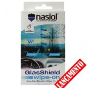Wipe On: NASIOL Glasshield WipeOn- Repelente de Chuvas e Líquidos