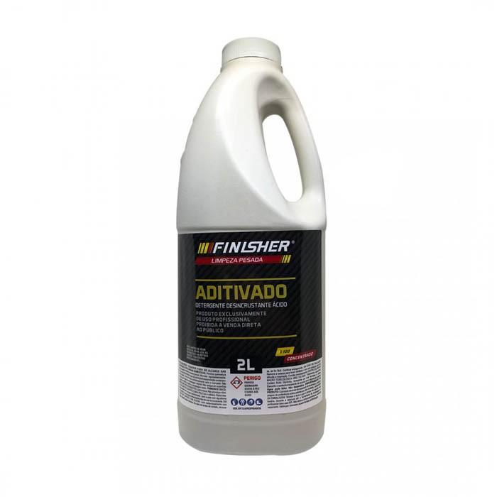 Aditivado Desincrustante Ácido - 2L - Finisher