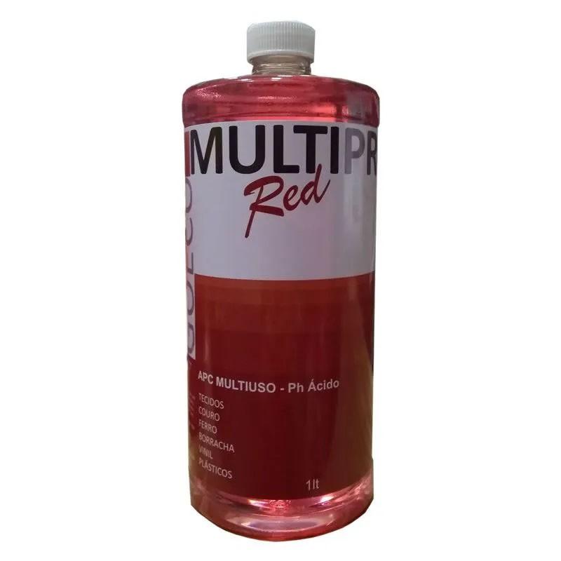 APC MultiPro RED - Limpador Multiuso - 1L - GoEcoWash