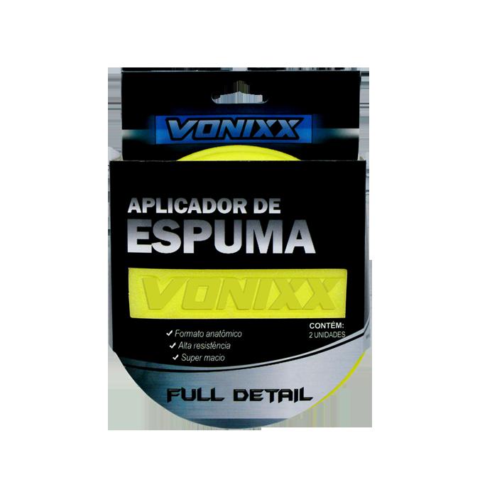 Aplicador de Espuma C/ 2 Unidades - Vonixx