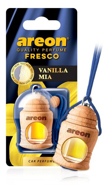 Areon Fresco - Vanilla Mia (Baunilha Absoluta)