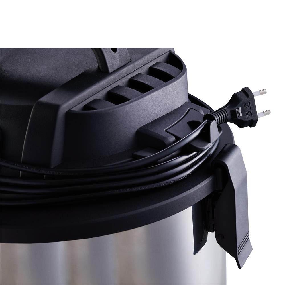 Aspirador de Pó e Água Wap GTW Inox 20 1600W - 220V