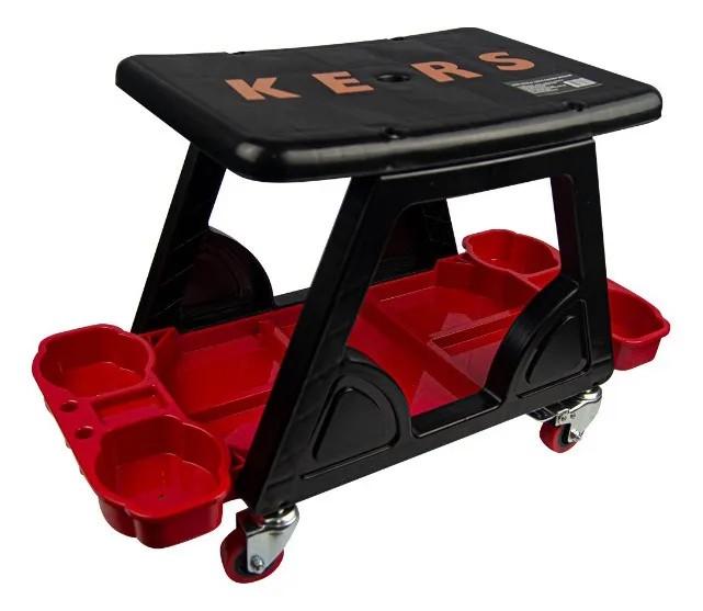 Banqueta Garage Detailer - 100kg - Kers