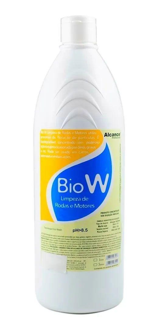 BioW Rodas e Motores - 1L - Alcance