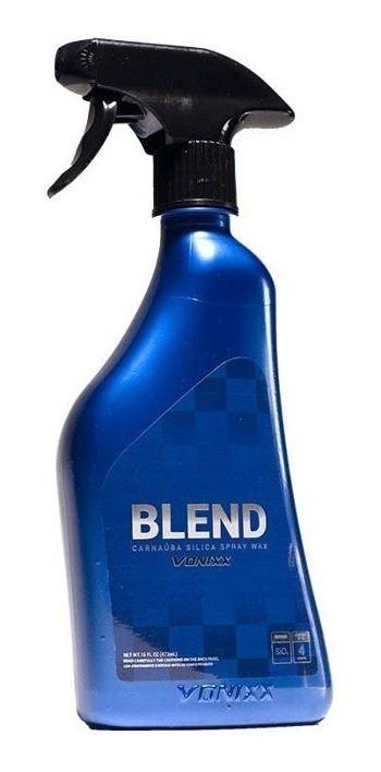 Blend Spray Cera Protetora de Carnaúba Silica - 437ml - Vonixx - Sem Gatilho