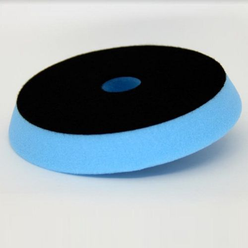 "Boina de Espuma 5,5"" Azul - Refino Leve e Lustro - Sem Interface - Lincoln"