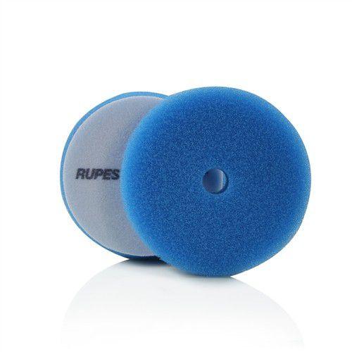 """Boina de Espuma Azul Corte 3"""" - RUPES"""