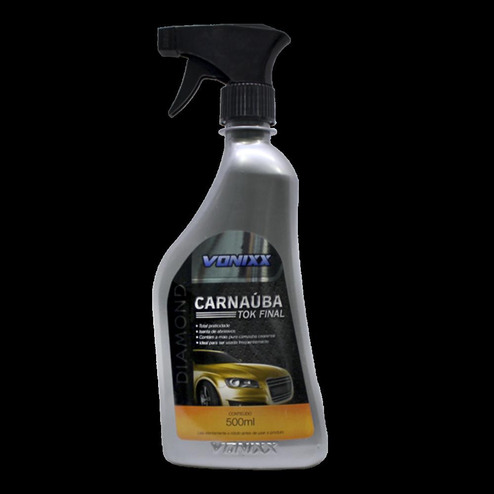 Cera de Carnaúba Tok Final - Cera Liquida de Manutenção - 500ml - Vonixx - Refil