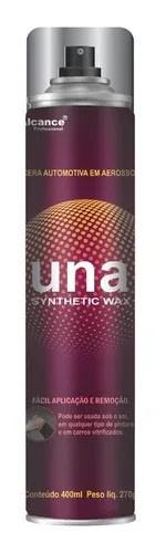 Cera Spray Una Synthetic Wax - 400ml - Alcance