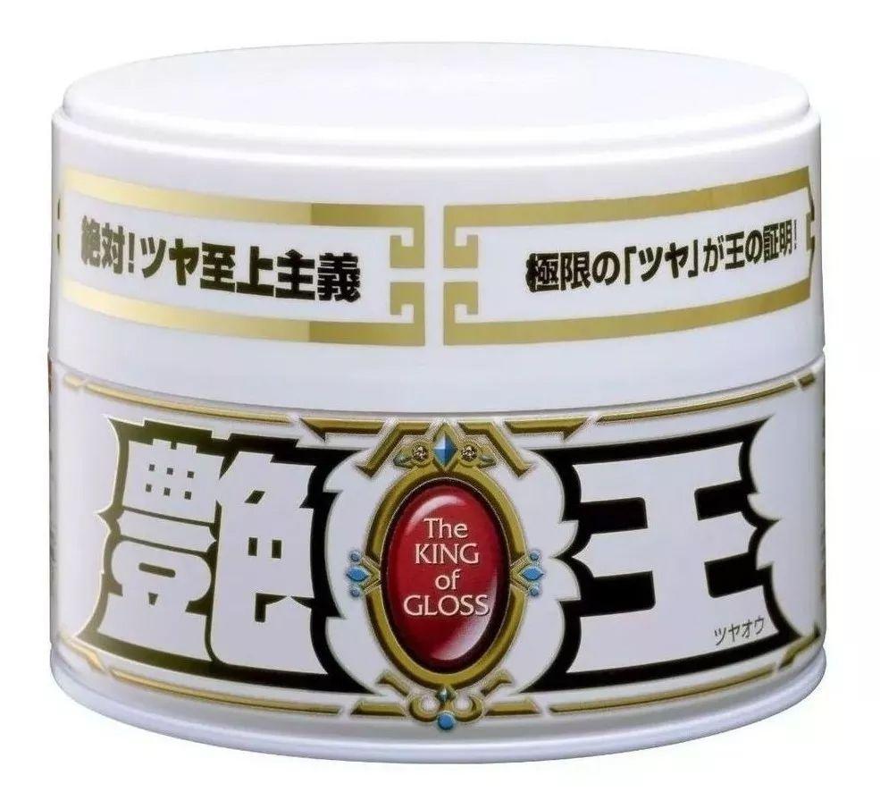 Cera The King of Gloss White Cleaner 300g - Soft99