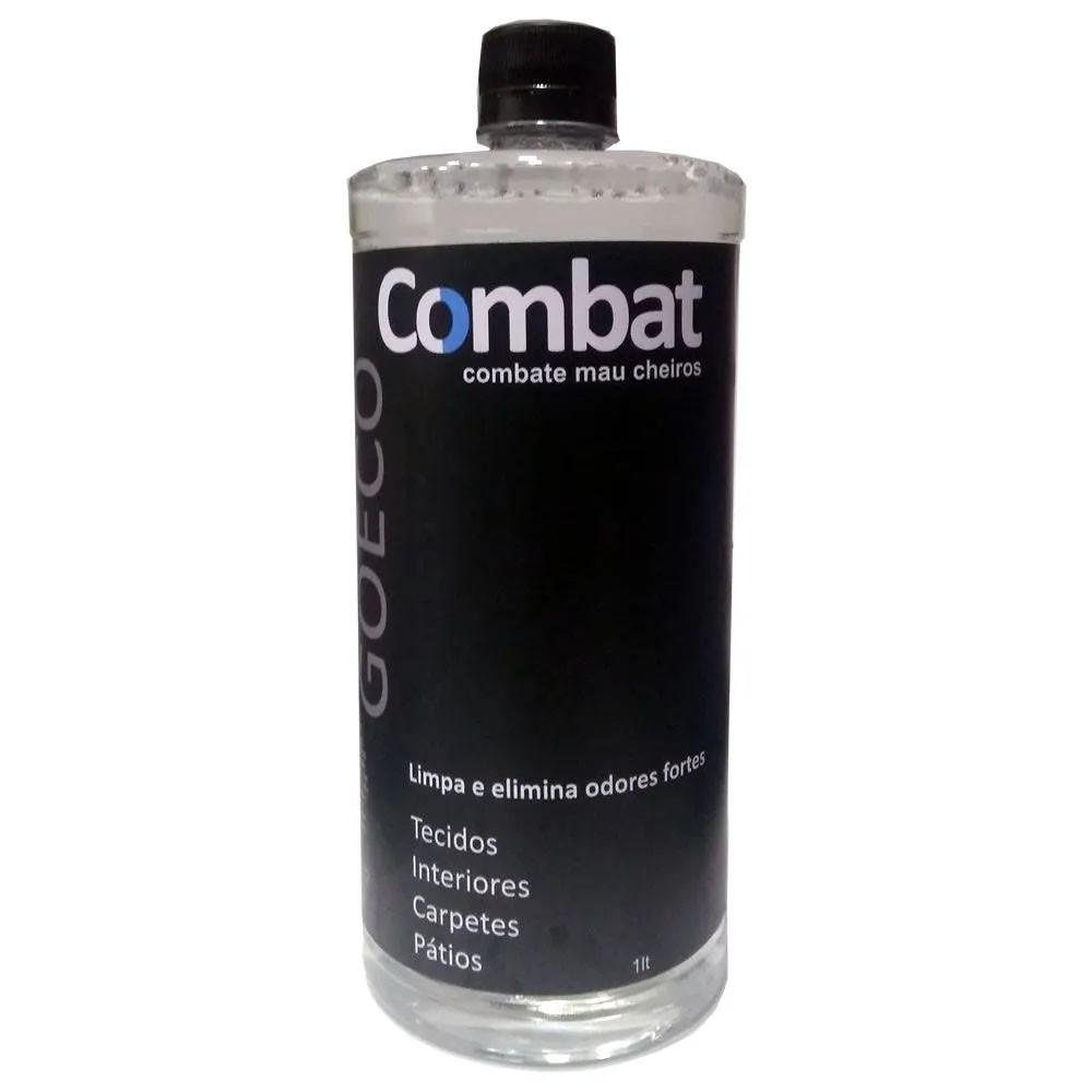 COMBAT - Eliminador de Odores Fortes - 1L - GoEcoWash
