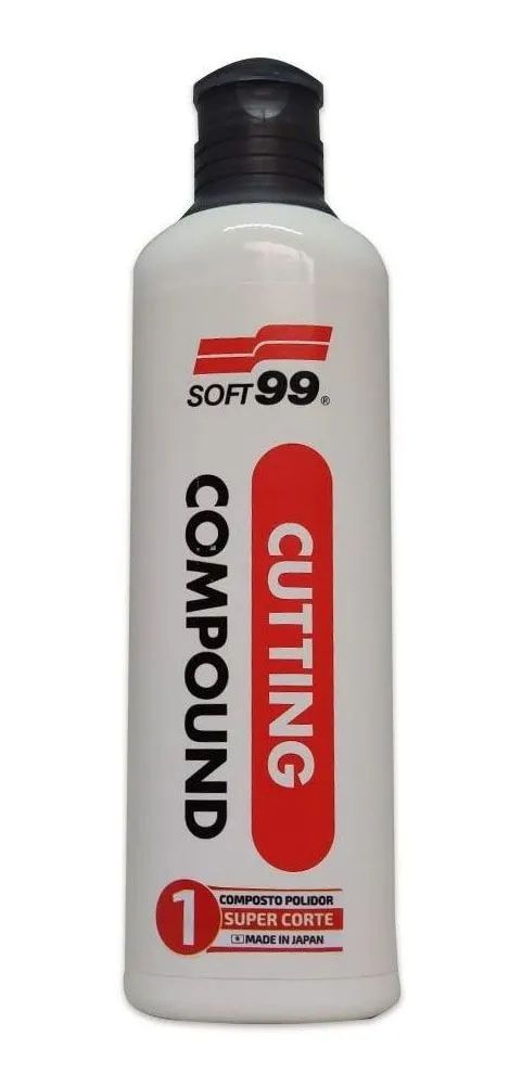 Composto N°1 Cutting Super Corte - 300 ML - Soft99