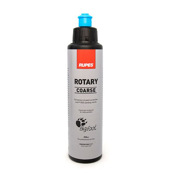 Composto Polidor Corte - Rupes Bigfoot - 250ml - Rotativa