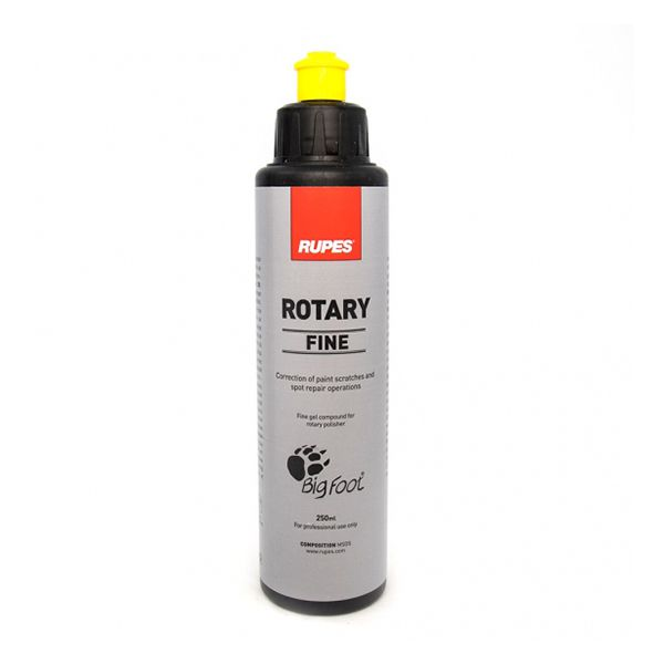 Composto Polidor Lustro - Rupes Bigfoot - 250ml - Rotativa