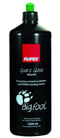 Composto Polidor Refino - Rupes Bigfoot - 1L - Quarz