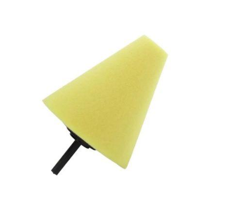 Cone de Espuma Amarelo - Agressivo - Kers