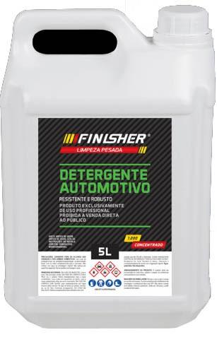 Detergente Automotivo - 5L - Finisher