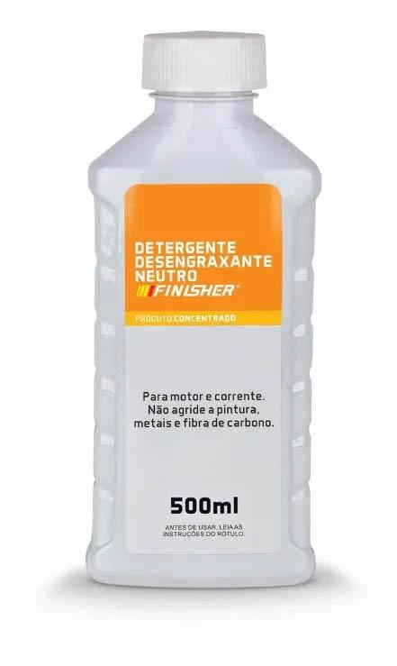 Detergente Desengraxante Neutro - 500ml - Finisher