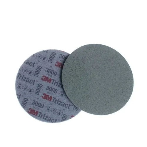 Lixa Disco Trizact P3000 Hookit - 152mm - 3M