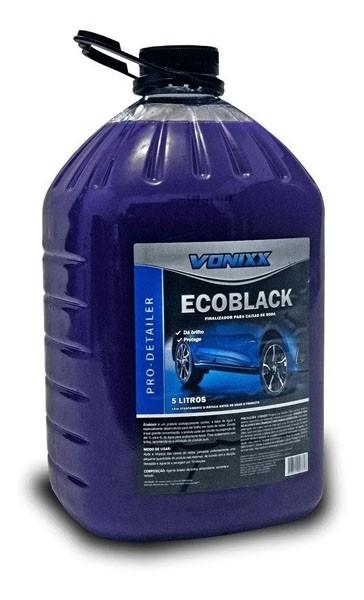 Ecoblack - Finalizador Para Caixas De Roda - 5L - Vonixx