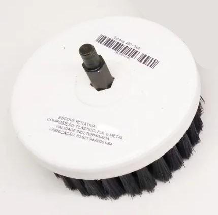 Escova Para Lavar Estofados, Sofás, Bancos Nylon - 100mm - Soft