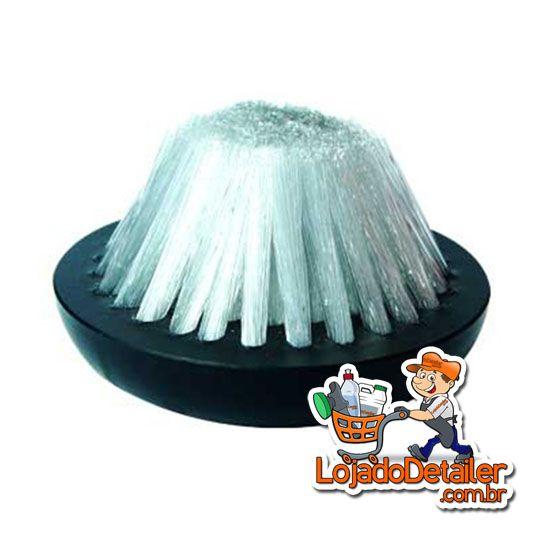 Escova para Limpeza de Estofados com rosca 5/8 - Kers